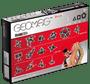 7 - Geomag Black & White Mágneses építőjáték, 68 db