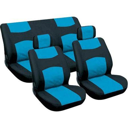 CarPoint Üléshuzat, Kék / Fekete