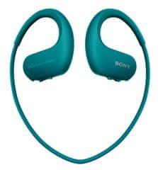Sony NW-WS413, modrá - rozbaleno