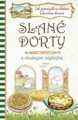 autor neuvedený: Slané dorty s chutnými náplněmi
