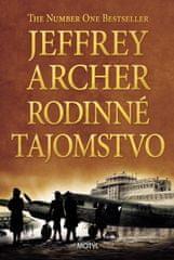 Archer Jeffrey: Rodinné tajomstvo - Kronika Cliftonovcov