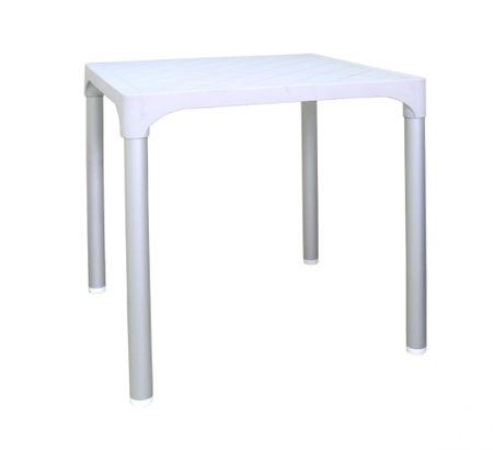 MEGA PLAST stół MP1351 VIVA, biały