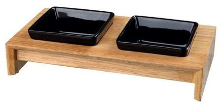 Trixie Kerámia edények asztalon 2 x 0,4 / 13cm