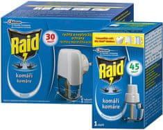 Raid Przeciw komarom, z wkładem 30+45 nocy