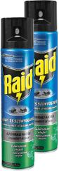 Raid Spray - Przeciw owadom latającym, 2 szt.