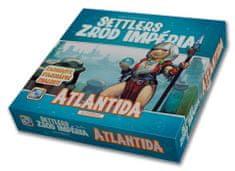 REXhry Settlers: Zrod impéria - Atlantída