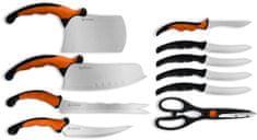 Kitchen Artist Sada nožů Swiss Q Ergo 10 kusů
