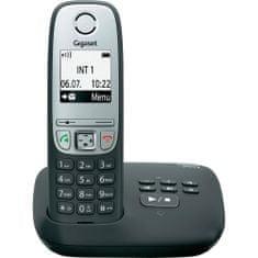 Gigaset A415A Vezeték nélküli telefon, Fekete