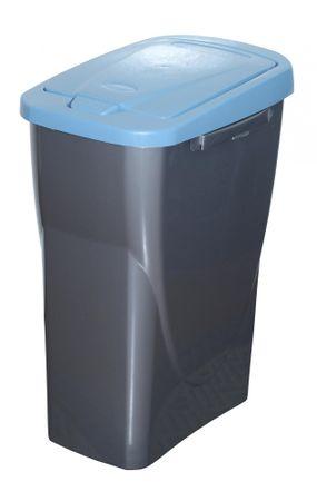 Mazzei Kôš na triedený odpad Ecobin 25 l modrá