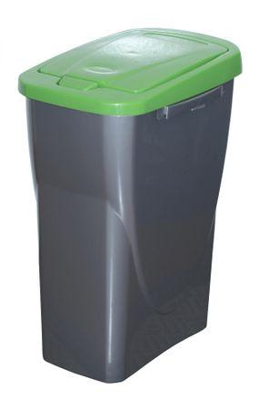 Mazzei Kôš na triedený odpad Ecobin 25 l zelená