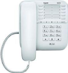 Gigaset DA510 Vezetékes telefon, Fehér
