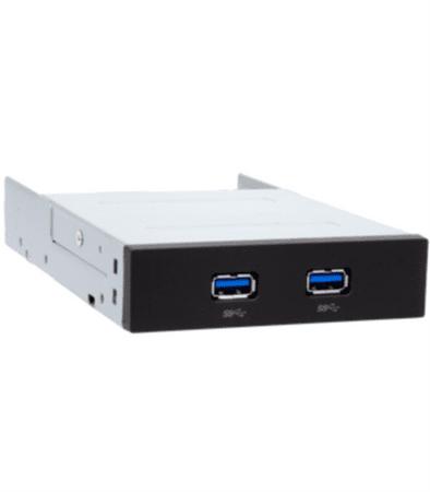 "Chieftec 2x USB 3.0 port 3,5"" panel"