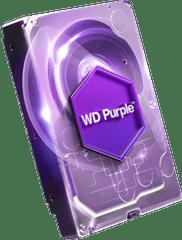 Western Digital trdi disk Purple 2TB Sata3, 6Gb/s, 5400, 64 MB