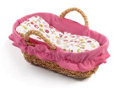 Bayer Chic Fonott táska babáknak 45 cm 23306