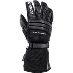 DXR motoristične poletne športne rokavice 1.0, črne