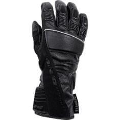 Drive Motoristične usnjene rokavice 1.0, črne