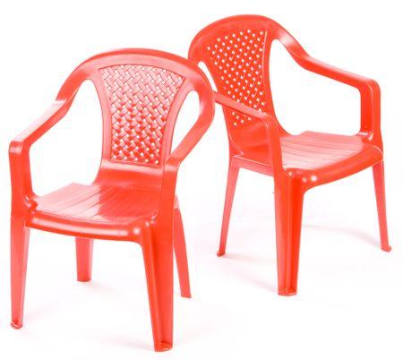 GRAND SOLEIL 2 szék szett, piros