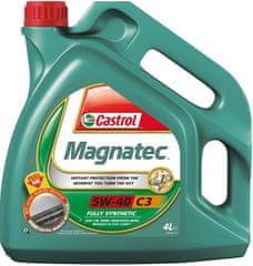 Castrol motorno ulje Magnatec C3 5W-40, 4 l