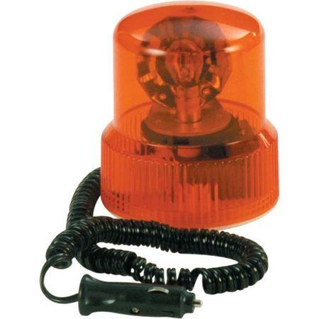 CarPoint Sárga megkülönböztető lámpa 12V