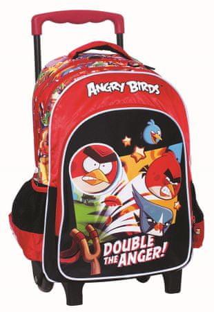 83ee6bf8e0 GIM Školský batoh na kolieskach – Angry Birds - Alternatívy