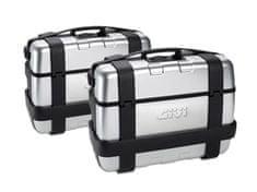 Givi Luggage stranska kovčka Trekker 33 l, 2 kosa