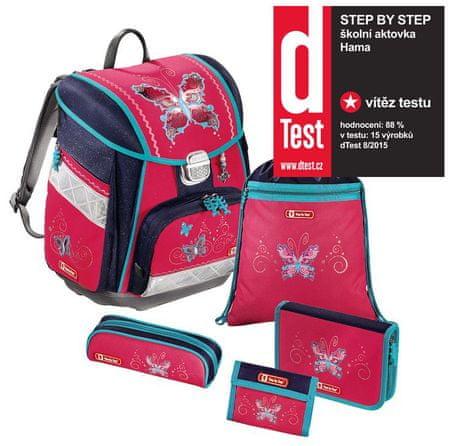 3734cf27c32c Step by Step Pillangós Iskolatáska szett - Hasonló termékek | MALL.HU