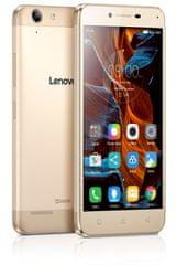 Lenovo K5 Pro, Dual SIM, Gold - použité