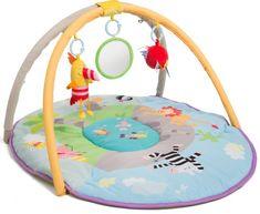 Taf Toys Hrací deka s hrazdou Džungle - rozbaleno