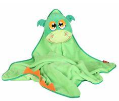 Okiedog Detská cestovná deka s vankúšom - Dragon