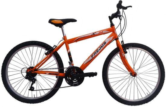 """Frejus X24 24"""" chlapčenský oranžový"""