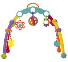 Playgro Hrazdička so zavesenými hračkami
