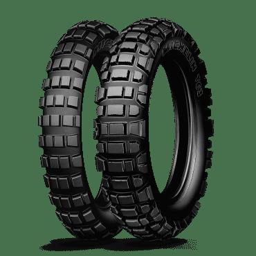 Michelin pneumatik 80/90-21 48S T63
