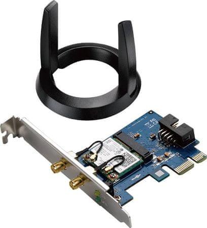 Asus brezžična mrežna kartica PCE-AC55BT