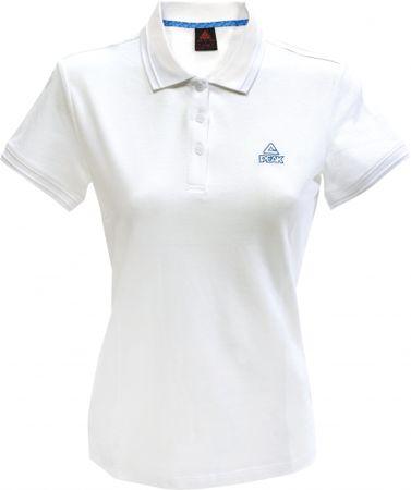 Peak ženska majica Polo F642868, S, bela