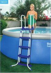 Bestway varnostna lestev za bazen, 122 cm