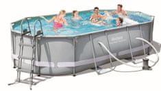 Bestway bazen Frame Pool set, 488 x 305 x 107 cm