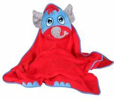 Okiedog Lil Pet Pals potovalna odeja - Slon