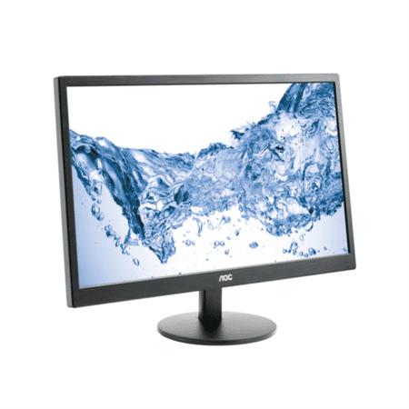 AOC LED monitor E2470Swh - Odprta embalaža