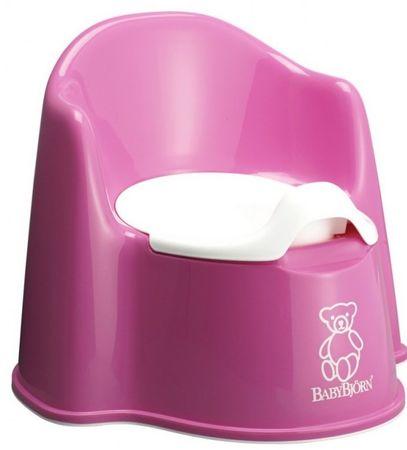 Babybjörn Nočník Kresielko, Pink