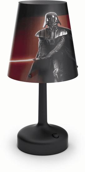 Philips LED lampa Darth Vader 71889/30/16 na batérie