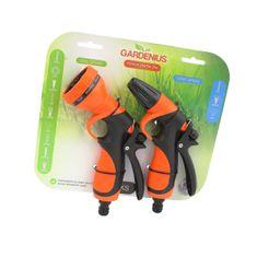 Gardenius SET 2 ks - hadicový rozstrekovač/pištoľ
