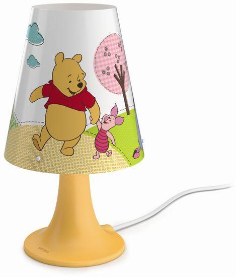 Philips LED lampa Medvídek Pú 71795/34/16 - rozbaleno