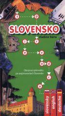 Bárta Vladimír: Slovensko- Obrazový sprievodca po zaujímavostiach Slovenska