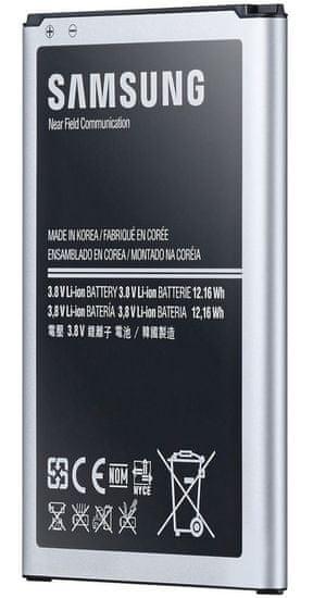 Samsung baterie, EB-BG900BB, Galaxy S5, BULK 19244 - zánovní