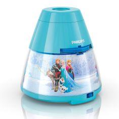 Philips Projektor a noční LED lampa Frozen 71769/08/16