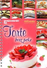 Nada Ćuk: Torte brez peke