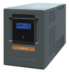 Socomec UPS NeTYS PE 1500VA, 900W, Line-interactive, USB, LCD