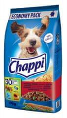 Chappi s hovädzím a hydinovým mäsom 10 kg