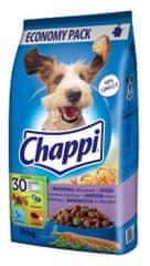 Chappi s hovädzím mäsom 10 kg