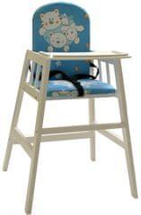Drevená jedálenská stolička Faktum Abigel